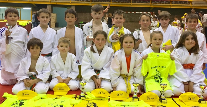 Grand Gym Gimnasio Grandmontagne Burgos benjamines